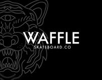 Waffle Skateboard.Co - Brand Identity