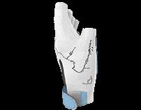 lifting gloves rendering