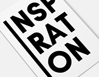 INSPIRATION / 2015