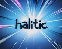 Halitic Twitch Stream Design
