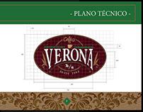 Branding para VERONA PUB
