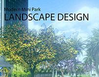 Modern Mini Park