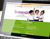 Centro Toddlers Website