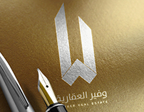 Wafeer Real Estate Branding