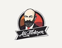 Logo Work: Ali Türkşen