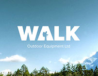 Walk Outdoor Equipment Ltd - Branding