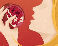Persephone Poster Design