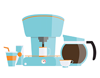 The Truth About Caffeine Motion Graphic