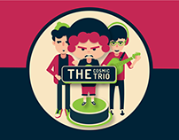 The Cosmic Trio: Character Design