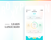 ROXY PENGUIN | Language Learning App