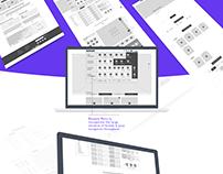 Berger Paints - UX Strategy & UI Design