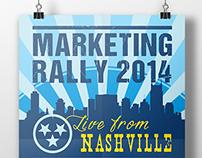 Skanska Marketing Rally