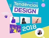 5 Tendências de Design 2018 | Creative Discovery