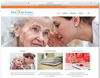 Webdesign Seniors home care