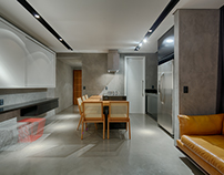 Santo Agostinho Apartment by Piacesi
