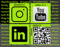 Social Media Comunication of Dallai S.R.L.