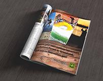 Recreation.gov Magazine Advertisment