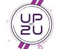 UP2U WORLD LOGO www.up2uworld.com