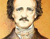 Poe Portrait