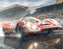 Porsche 917 / 24h Le Mans 1970