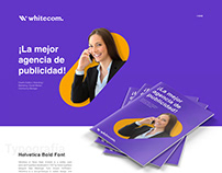 Revista, Branding, Diseño gráfico identidad corporativa
