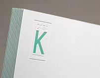 CASA K. Imagen y campaña.