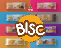 BISC Logos & Packaging