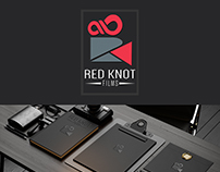 Red Knot Logo Design