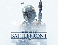 Star Wars Battlefront - Boba Fett Wallpaper