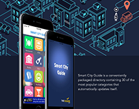Smart City Guide - Business App for iPhone and Android