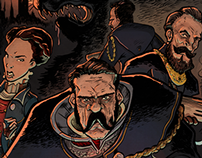 The Order 1886 - Tribute Poster