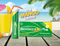 Berocca | Everyday is a Big Day (Mango Tag-on)