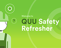 Queensland Urban Utilities Work Health Safety Training