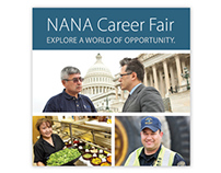 NANA Career Fair Materials