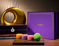 2015 mooncake packaging and photography direction