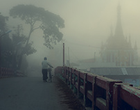Foggy Morning·Nyaungshwe