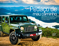 Jeep Wrangler Unlimited 75 anos