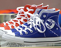 Special Edition Columbus, Indiana, Chuck Taylor