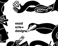 ESAD Student's Kit 2014/2015