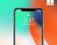 iPhone X ®