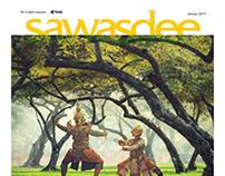 Thai Airway's Inflight Magazine Pitch