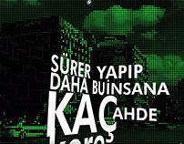 Ais Ezhel - Katili Katlet Kinetic Typography
