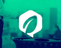 Logotipo Canecas de Reciclaje