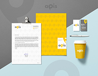 Logo Redesign & Branding for Apis Communications