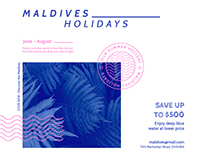 Maldives holidays | Modern and Creative Templates Suite