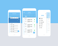 Medicine App UI/UX