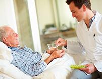 Premier Medical Staffing Website Design