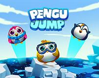 Pengu Jump