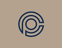 CP logo design