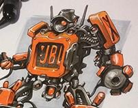 Pt.1 #MarchOfRobots 2015 by Nitrouzzz